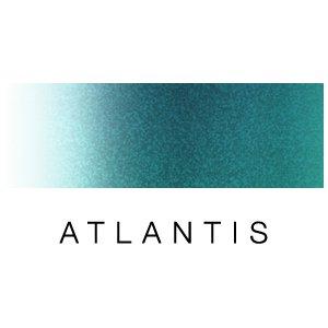 Dinair Airbrush Makeup Eyeshadow - Atlantis - Colair - Opalescent - .55 fl oz by Dinair Airbrush Makeup