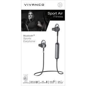 Vivanco 38920 Auriculares Bluetooth Inalambricos Deportivos, Manos Libres, 6 Horas de Batería: Amazon.es: Informática
