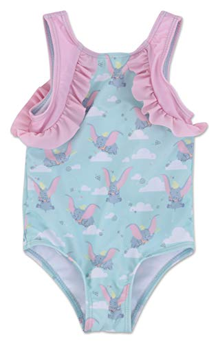Dreamwave Infant Girl Dumbo One Piece Swimsuit 12M
