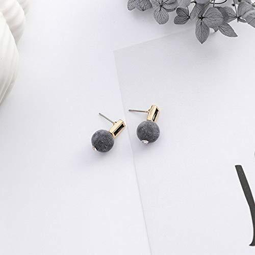 (Campton Fashion Women Flower Star Leaf Geometric Pearl Tassel Drop Dangle Hook Earrings | Model ERRNGS - 213)