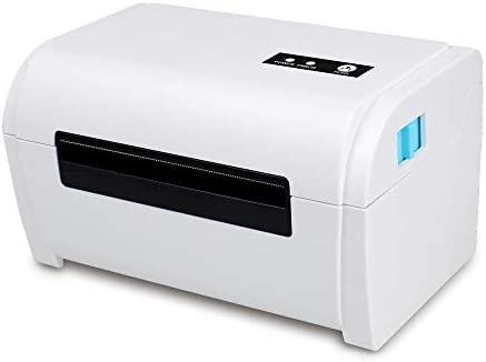 ZUKN Impresora Térmica De Etiquetas Portátil Impresora De ...