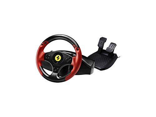 Thrustmaster   Ferrari Racing Wheel - Red Legend Edition - PlayStation (Gt Legend Wheels)