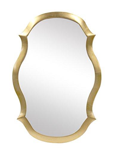 SBC Decor Elegance, Brushed Gold Wall Mirror, 20