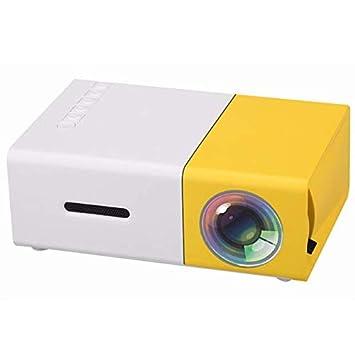 LEDYG300 HD Proyector 1080P Mini Portátil LCD Proyector HDMI ...