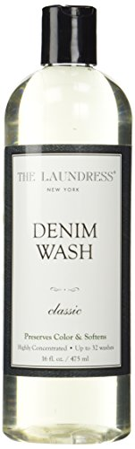 The Laundress Classic Denim Wash, 16 Fluid Ounce - Classic Raw Denim
