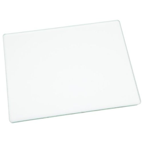 cement Tempered Glass Lens for Halogen Light Models 1002, 1005 and 1022 ()