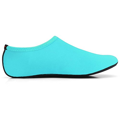 Justonestyle Nbera Barbeint Fleksible Vann Hud Sko Aqua Sokker Til Strand Svømme Surfe Yoga Trening Pop_mint