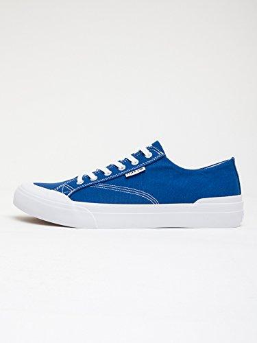 HUF - Zapatillas de skateboarding para hombre Azul azul