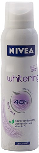 Price comparison product image Nivea Fruity Touch Whitening Deodorant