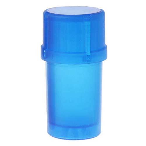 Grinding Secca Spice E Simplelife Case Storage Tabacco Blu plastica Crusher Per Container Herb Grinder Erba IPPwFqp4