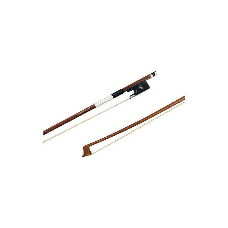 MI&VI Basic Pernambuco Violin Bow w/Ebon