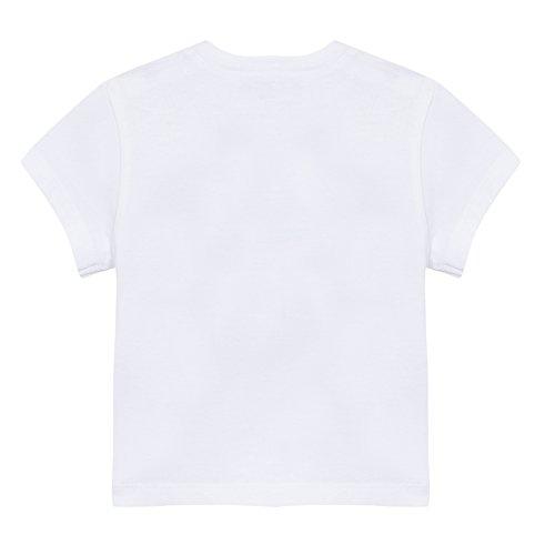 Shirt Blanc Bébé Pommes T blanc Garçon 3 blanc Tw7xOP