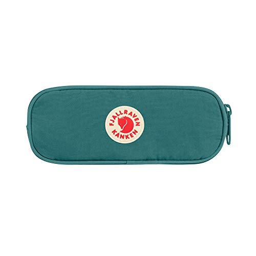 Fjallraven - Kanken Pen and Pencil Case for School and Work, Frost Green