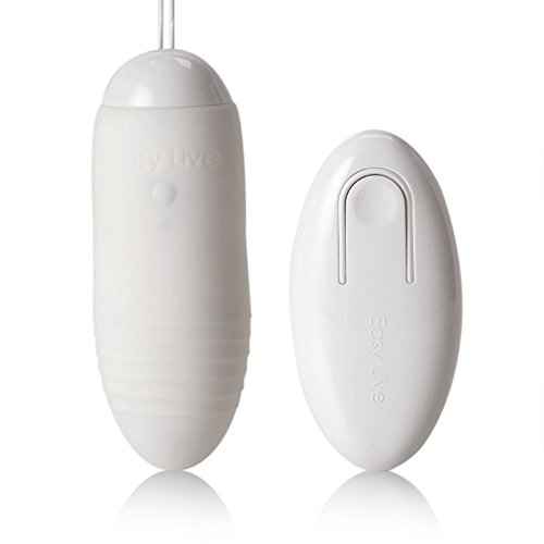 MaisonMaxx Portable Wireless Remote Control Massage Vibrator with Different Modes Vibrating Egg