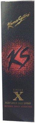 Kamasutra Single X Deo Deodorant Spray - For Boys, Girls, Men, Women(120 ()