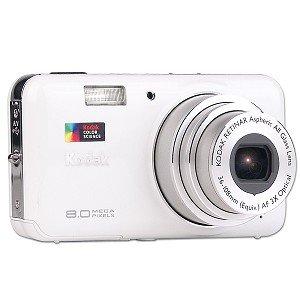 8MP 3x Opti/4x Digi Zoom Camera (WHT) ()