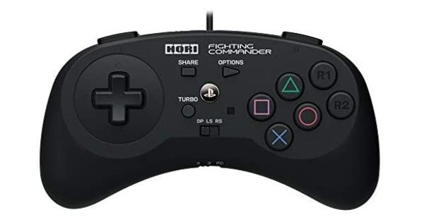 Amazon Com Hori Fighting Commander For Playstation 4 3
