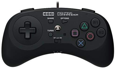 - HORI Fighting Commander for PlayStation 4 & 3 Officially Licensed by Sony - PlayStation 4