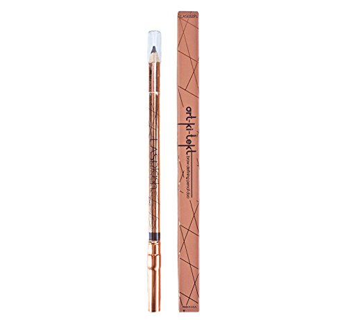 LA Splash Cosmetics Eyebrow Sculpting Art-ki-tekt Brow Defining Pencil Duo (Mocha) -