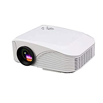 SODIAL Bp-M400 LED WiFi Portátil Teatro de Casa HD Mini Proyector ...