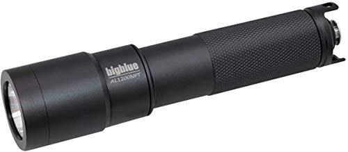 (Bigblue AL1200NP 1200 Lumens LED Light with Tail Switch)