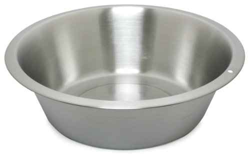 Lindy's 12 Quart Stainless Steel Flat Bottom Dish Pan