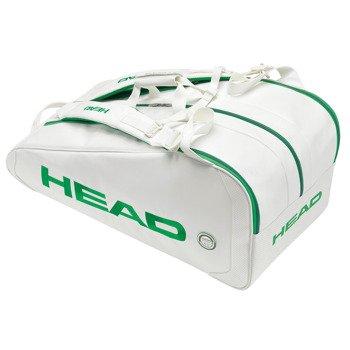 Head White Monstercombi Tennis Racquet Bag