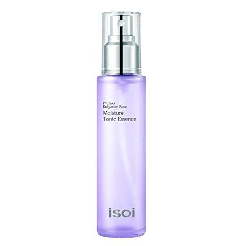 Cheap isoi Bulgarian Rose Moisture Tonic Essence 55ml – hydrating toner, balances moisture level, for all skin types, natural toner, mist, EWG Verified