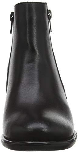 01 Botines Mujer Negro Remonte schwarz Para R2674 CHwvq5Y
