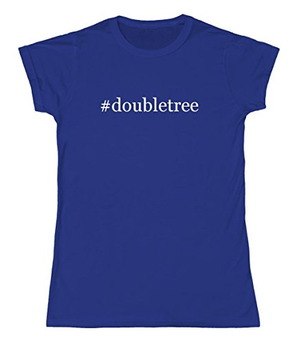 doubletree-ladies-juniors-fit-hashtag-tee-blue-x-large
