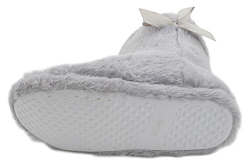 Chaussons Chaussons pour Femme SlumberzzZ SlumberzzZ Gris Gris SlumberzzZ pour Femme 6wYPOq