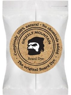 Organic Natural Brown Beard Dye