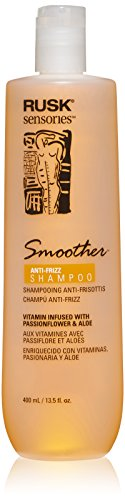 (RUSK Sensories Smoother Passionflower and Aloe Smoothing Shampoo , 13.5 fl. Oz.)