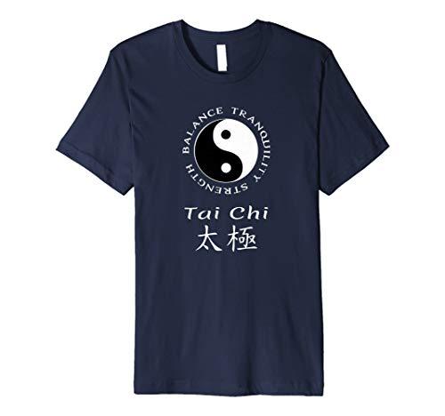 - Tai Chi Chuan Chinese Martial Arts Yin Yang T-Shirt