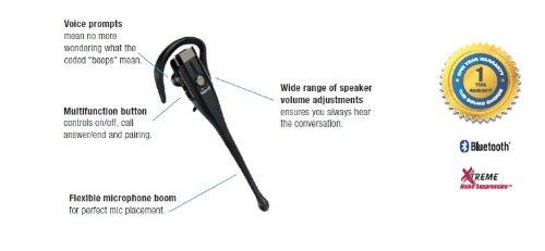VXI BlueParrott Xpress Bluetooth Noise-Canceling Wireless Headset by Blue Parrot (Image #4)
