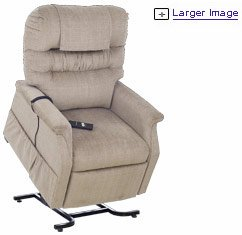 Monarch Series Medium Lift Chair (Shown in Acorn)White Glove Service!