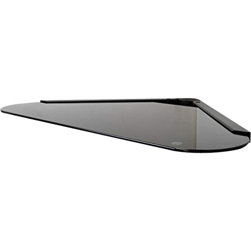 MW PRODUCTS MountWerks Mounting Shelf for Cable Box, DVD Player, Satellite - Single Dvd Boxes