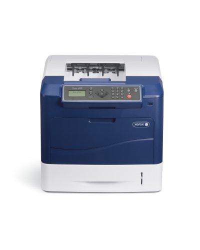Phaser 4600/N Laser Printer, 55PPM, Network, 1X550 Sheet Input Tray, -