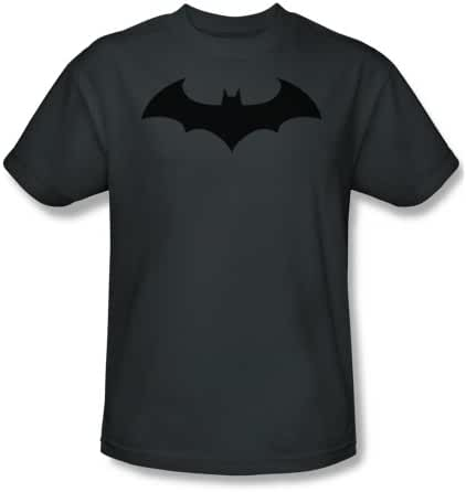 DC Comics Men's Batman Hush Logo T-Shirt