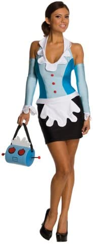 Jetsons Rosie The Maid Costume