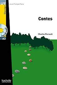 CONTES + CD AUDIO MP3 (A2): 1