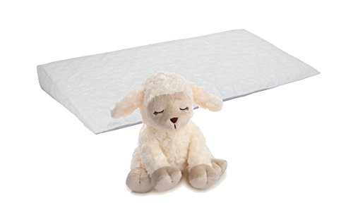 Serta Perfect Sleep Crib Wedge with Sheep Sound Soother