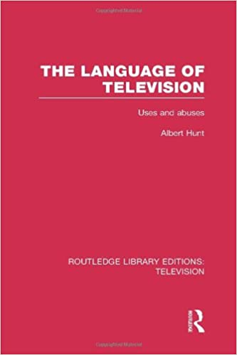 the language of television hunt albert