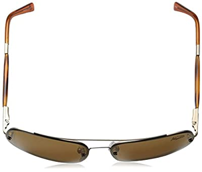 Original Penguin Men's The Edwards Square Sunglasses