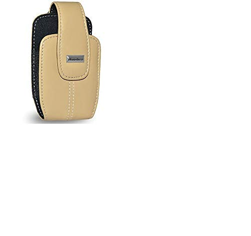 BlackBerry Lambskin Swivel Holster - TAN COLOR