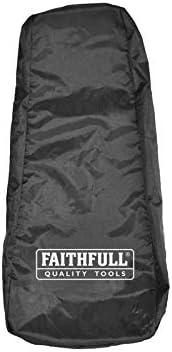 Faithfull Tools FAITMWHEELDI Faithfull TMWHEELDI Digital Road Measuring Wheel, Blue