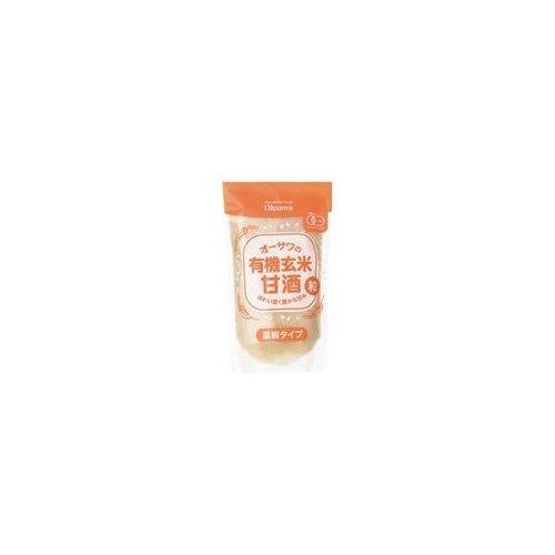 Osawa of organic brown rice sweet sake (grain) 250g 30 bags set