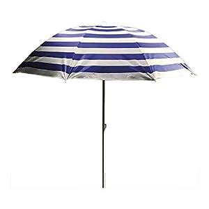 Ombrellone da spiaggia, 180 cm, modello Mediterraneo EDM 16 spesavip