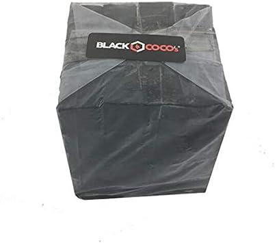 Blackcoco's - Carbón Natural de Coco para cachimba y Barbacoa (1 kg)