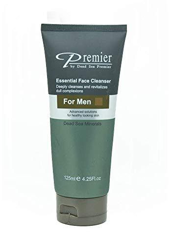 Premier Dead Sea Essential Face Cleanser for Men
